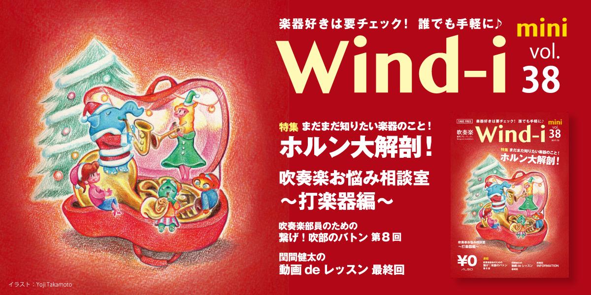 wind-i mini 38号