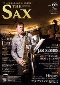 ザ・サックス vol.65 LET IT GO サックス楽譜