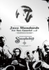 Jazz Standards for Sax Quartet vol.2 演奏CD付楽譜