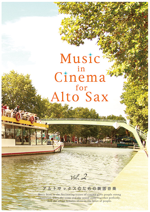 Music in Cinema for Alto Sax vol.2