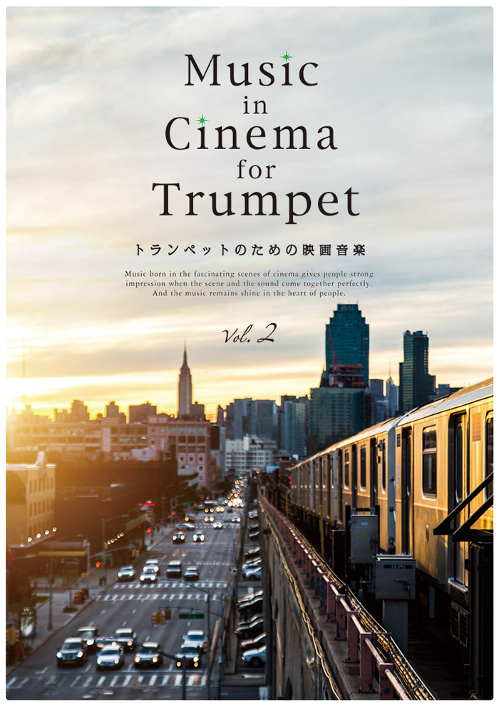 Music in Cinema for Trumpet vol.2
