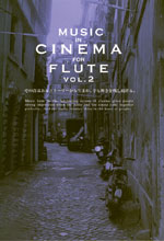 Music in Cinema for Flute vol.2